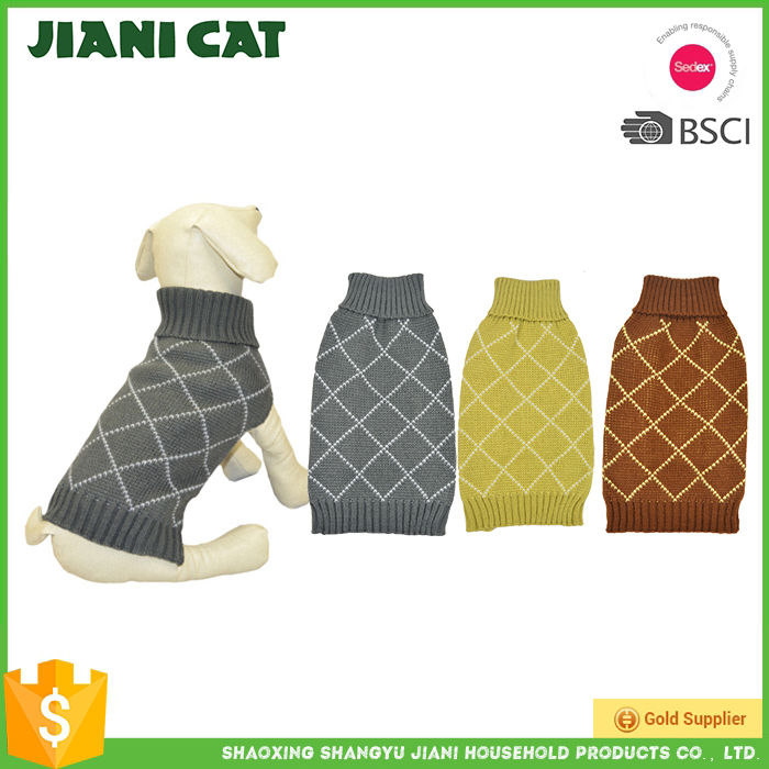 Factory Sale Various dog sweaters for large dogs