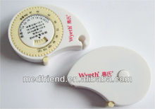 Stomach Shaped BMI Tape Measure/Body Mass Index