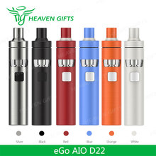 Top Quality Joytech 2ml eGo AIO D16 D19 D22 Starter Kit VS Shisha Vapes