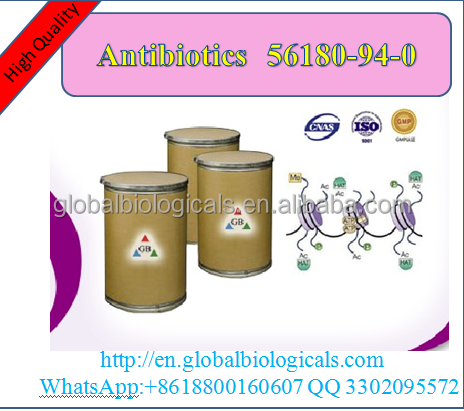 high quality 99% Health Medical Pharmaceutical Human Use powder Antibiotics 56180-94-0