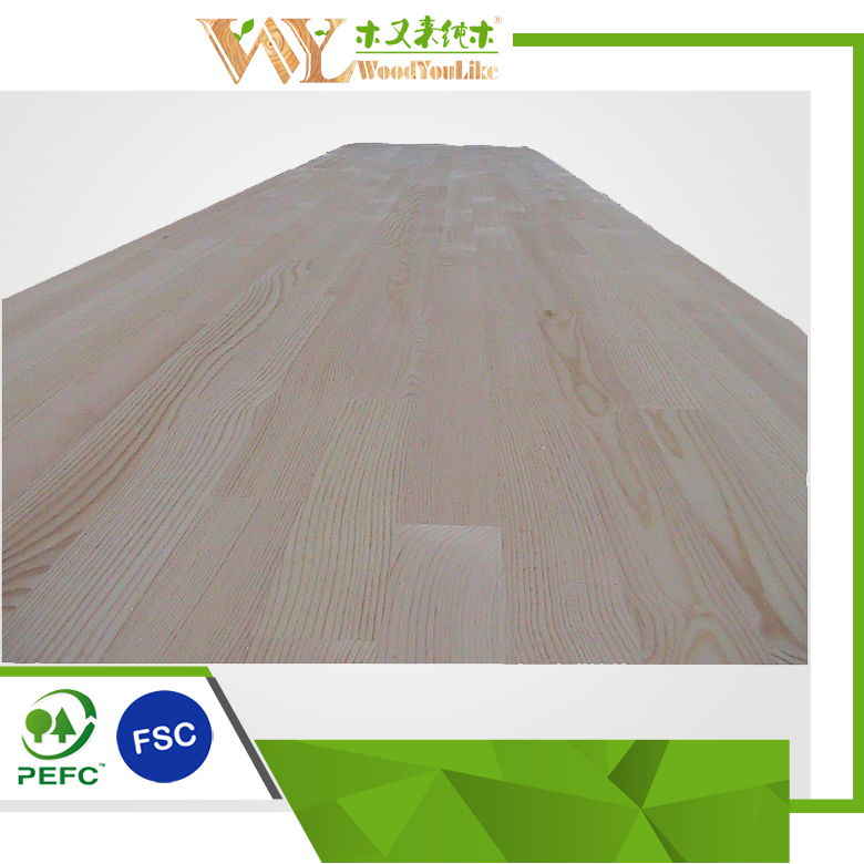 pine edge glued wood finger jointed boards wood panel