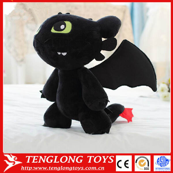 Wholesale toothless dragon toys how to train a dragon