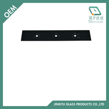 Best quality factory price 3mm 4mm clear float glass for oven panel