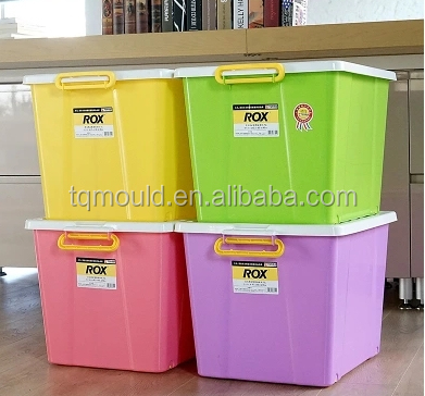 Plastic injection mould garbage collection equipment,variety trash bin