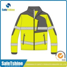 Most competitive new style cheap reflective waterproof jacket