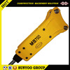 China supplier hydraulic rock breaker hammer for case 580 Backhoe excavator