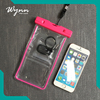 Strap Dry Pouch Cases Cover cell phone waterproof dry bag with zipper