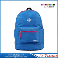 College bags, latest sports backpack bag with laptop compartment