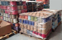 acrylic yarn stocklot