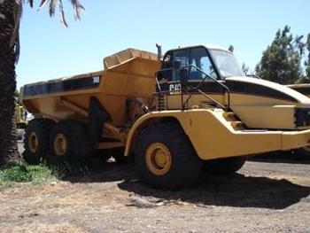 Used 2005 Caterpillar 740 Articulated Truck
