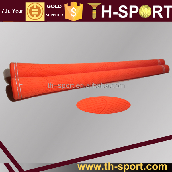 2016 High quality Orange TPE golf iron grips
