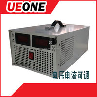 Ueone 0-144V 3000W regulated adjustable DC power supply 144v 20A switching power supply