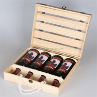 sell used classical wooden wine box for sale