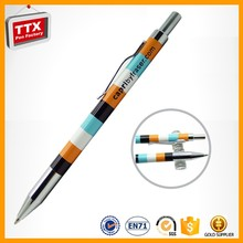 Customized logo black best gel pen,fast delivery