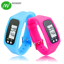 Large Inventory Wholesale Wristband Pedometer without Bluetooth