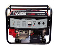 100% cooper wire honda Engine 6.5KW Dual Fuel Generators (gas and gasoline) 4 stroke