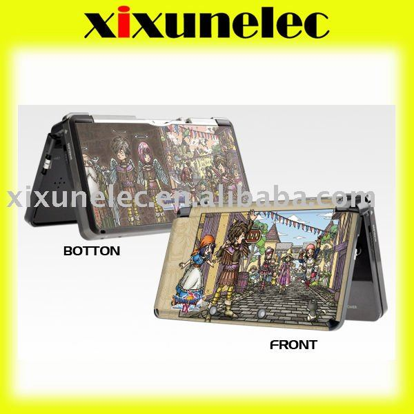 for 3DS Skin Vinyl Skins Cover Sticker