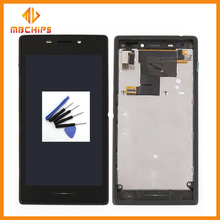 Spare parts for Sony ericsson for Xperia M2/S50h/D2305/D2306 LCD / for Sony M2 LCD display