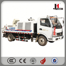 2015 China Electric Truck Mounted Of Concrete Pump