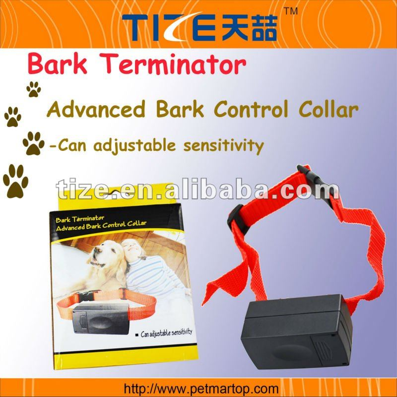 Ultrasonic dog bark control Dog bark terminator TZ-PET801A