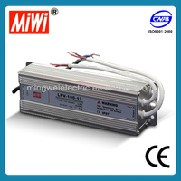 MIWI LPV-100-24 100W 24V 4.2A outdoor IP67 waterproof DC power supply,LED driver