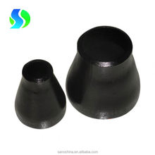 pipe fitting carbon steel concentric reducer dimensions