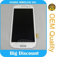 High Quality Repair motherboard for galaxy s3 lcd with touch digitizer