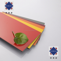 Easy installed acp alucobond dibond 3mm 4mm 5mm 6mm PE sheets
