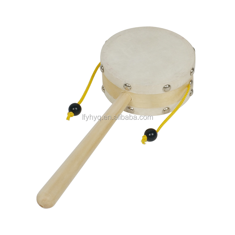 chinese traditional rattle drum domroo