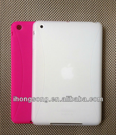 Hot Selling TPU cases for iPad mini