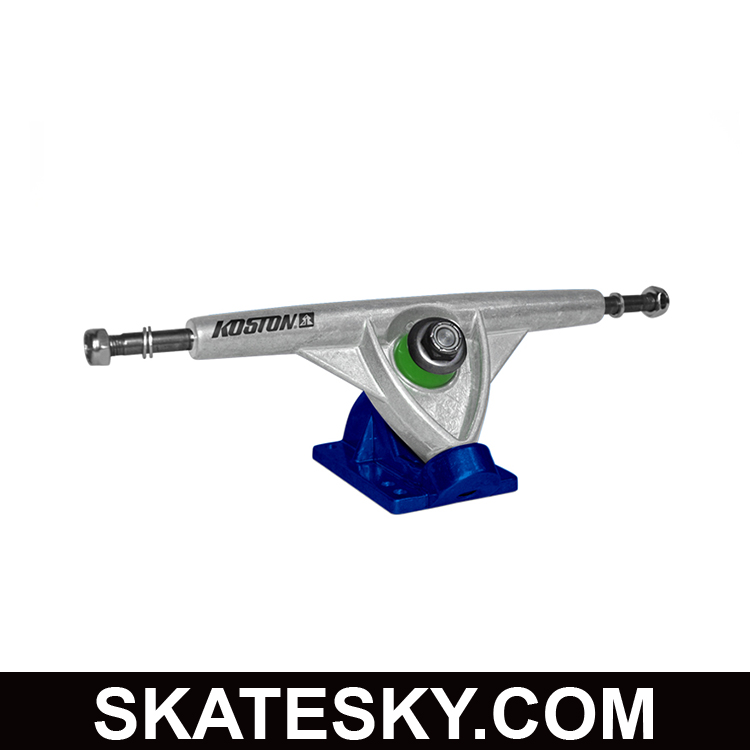 KOSTON precision heavy duty longboard skateboard trucks in 180mm hanger size TR155-3, professional manufacturer