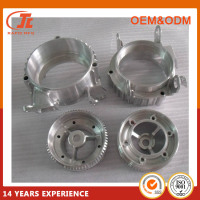 customized 6061T,7075T aluminium cnc motorcycle parts/ cnc machining part