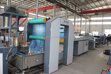 pp pe split film rope extrusion line plastic baler twine machine pp flat film yarn extruder machine