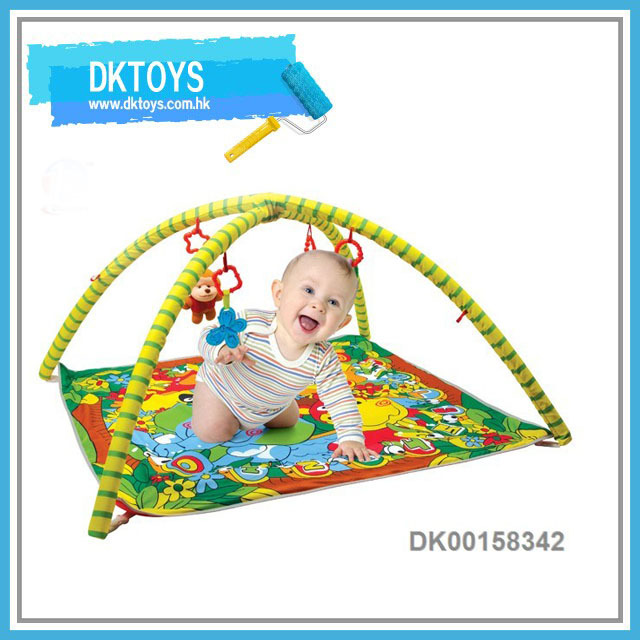 Luxurious Colorful Baby Crawl Mat Baby Playing Mat