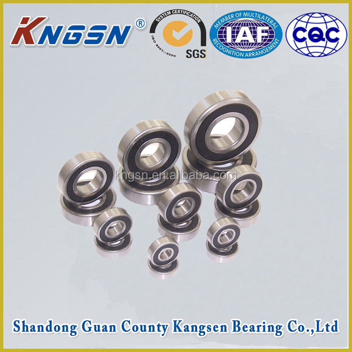 deep groove ball bearings 6204 original KNGSN bearings