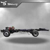 12M Bus Chassis Front Engine Chassis
