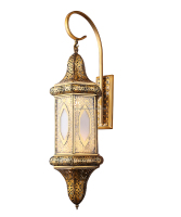 Arabic style wall lighting fixture from Zhongshan lighting factory