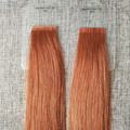 USA European Top Quality Best Wholesale Price 100% Human Hair invisible Tape in Double Drawn Remy Tape Hair Extension