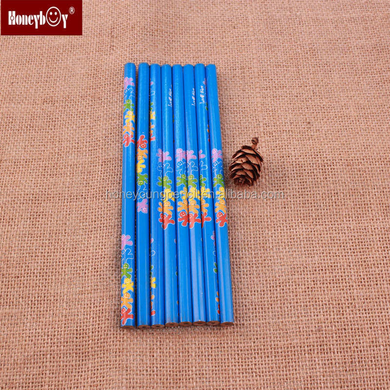 good cheap stationary shrink film pencil sets for kids