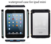 Redpepper Waterproof Tablet Case for iPad Mini, Rugged Plastic Dropproof Case Cover for iPad Mini