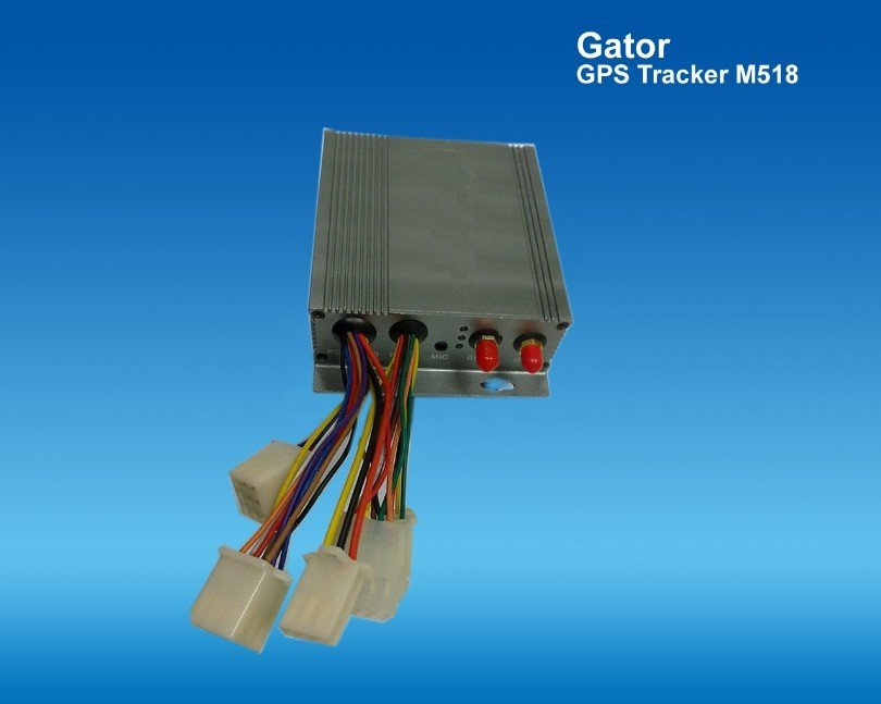GPS tracker for vehicle for many kind of applications