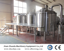 1000l beer brewery beer machine for beer factory