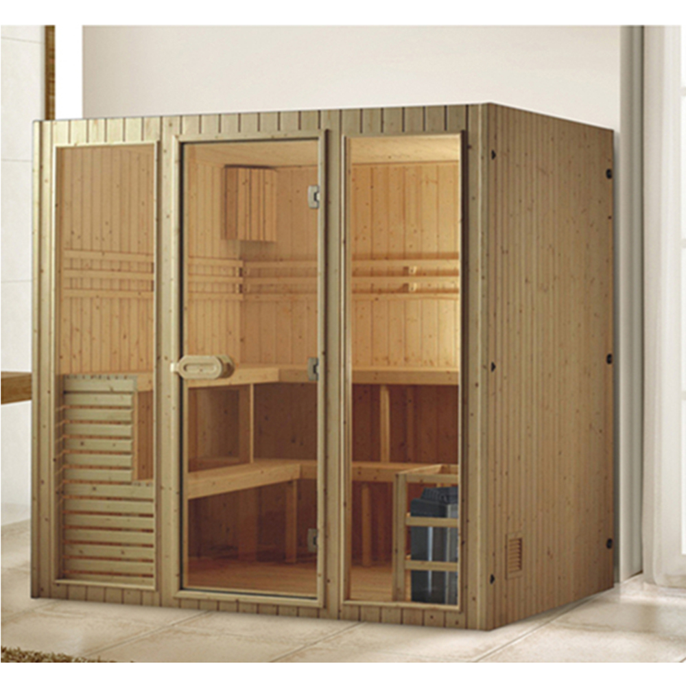 Sex furniture solid wood furniture outdoor steam sauna room
