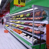 Eco Friendly Supermarket Multideck Drinks Vegetable