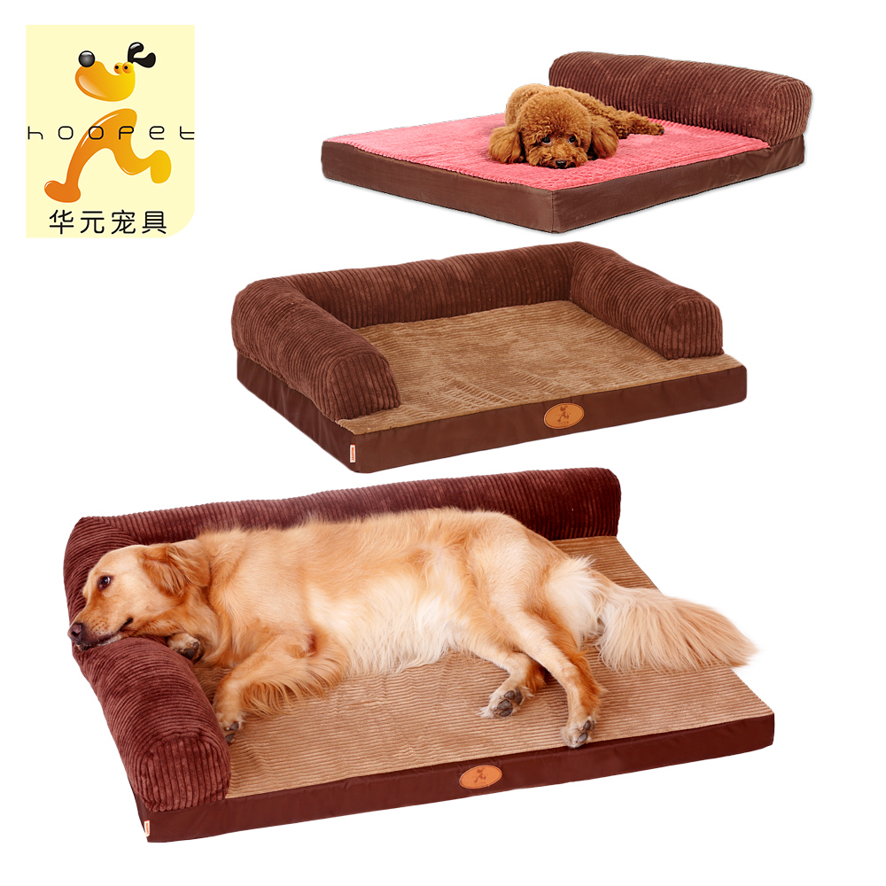Wholesale Dog Accessories Orthopedic Memory Foam Pet Bed Mattress