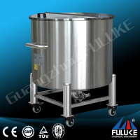 FLK new design olive oil stainless steel container