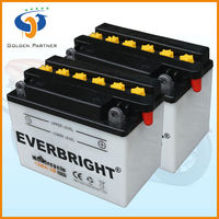 Convenient use 12v long working time dry charged car battery wholesale