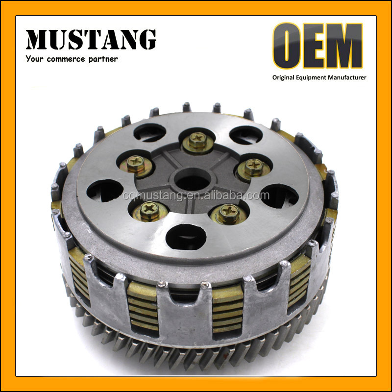 Spare Part Motor Clutch Gear for Suzuki GS125 Motorcycle