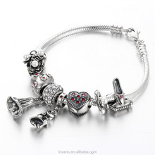 Aliexpress Silver Bracelet For Beads