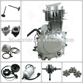 cg125 engine parts